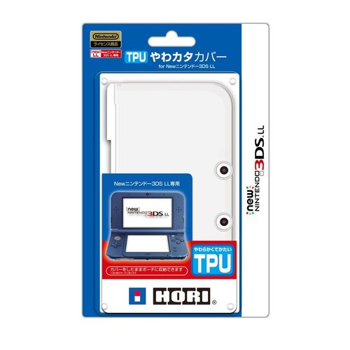 New 3DS XL TPU for NEW 닌텐도 3DS XL (HORI)