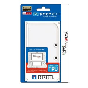 New 3DS TPU for NEW 닌텐도 3DS (HORI)