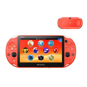 PlayStation Vita 본체 Wi-Fi 네온 오렌지 (PCH-2005ZA24)