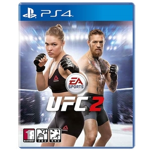 PS4 UFC 2 새제품