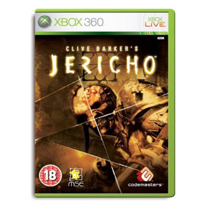 XBOX360 CLIVE BARKER'S JERICHO (제리코) 북미 중고상품
