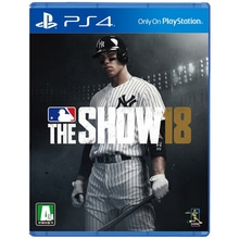 PS4 MLB THE SHOW 18 / MLB18 더쇼18