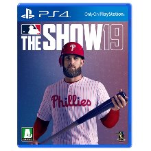 PS4 MLB THE SHOW 19 / MLB19 더쇼19