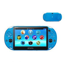 PlayStation Vita 본체 Wi-Fi 아쿠아블루 (PCH-2005ZA23)